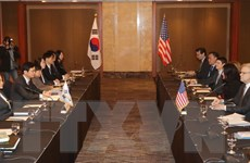 Mỹ: Tái đàm phán FTA với Hàn Quốc thành công là sự kiện lịch sử