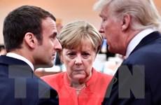 Lãnh đạo Mỹ, Đức, Pháp ủng hộ việc trục xuất các nhà ngoại giao Nga
