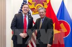 Hội Chữ thập đỏ Mỹ khẳng định hợp tác dài hạn với Việt Nam