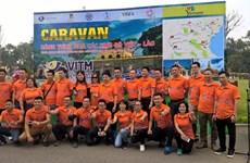Thúc đẩy du lịch Việt-Lào bằng tour caravan các điểm đến nổi tiếng