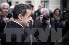 Cựu Tổng thống Pháp Nicolas Sarkozy sẽ bị đưa ra xét xử