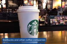 [Video] Càphê Starbucks bị buộc phải dán nhãn cảnh báo ung thư