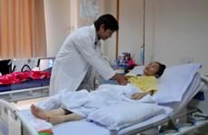 Cắt thành công khối u nặng hơn 3kg trong ổ bụng bệnh nhân