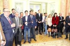 Nồng ấm mối quan hệ hữu nghị đoàn kết Việt Nam-Romania