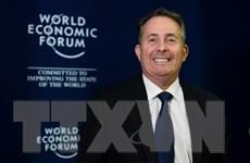 Bộ trưởng Thương mại quốc tế Anh thăm Thái Lan thúc đẩy thương mại