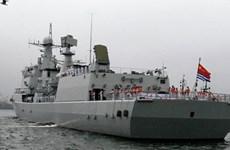 Trung Quốc điều tàu hải quân hộ tống tàu dân sự tới Vịnh Aden
