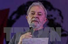 Cựu Tổng thống Brazil Lula da Silva kháng án, trì hoãn lệnh bắt giam