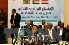 Ai Cập-Ethiopia-Sudan đàm phán thất bại về đập Đại phục hưng