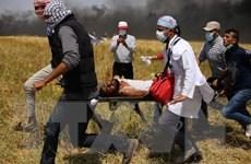 Máy bay Israel tấn công mục tiêu quân sự của Hamas tại Gaza