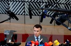 Pháp sẽ sớm đưa ra quyết định về việc tấn công quân sự tại Syria