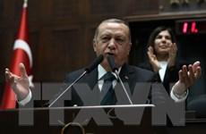 """Thổ Nhĩ Kỳ: Các cường quốc đang biến Syria thành một """"sàn đấu vật tay"""""""