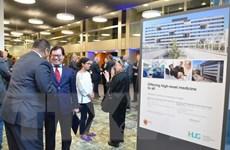 Thụy Sĩ đầu tư mạnh để phát triển thành phố quốc tế Geneva
