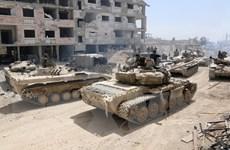 Syria cảnh báo hành động của phương Tây sẽ làm bất ổn khu vực