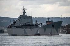 Nga xác nhận các tàu chiến đã rời quân cảng Tartus ở Syria