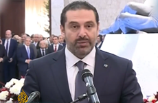 [Video] Liban không cho phép sử dụng không phận tấn công Syria