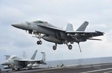 Boeing muốn sản xuất máy bay chiến đấu F/A-18 Super Hornet ở Ấn Độ