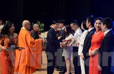 Cộng đồng người Việt tại Nhật Bản có thêm ngôi nhà tâm linh