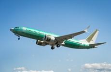 Boeing giành được hợp đồng đặt mua gần 20 máy bay BBJ MAX