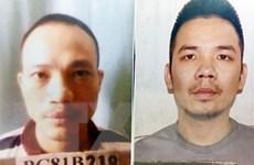 TAND thành phố Hà Nội xét xử 2 tử tù trốn trại vào ngày 8/5