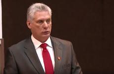 [Video] Tân Chủ tịch Cuba cam kết tiếp nối di sản cách mạng