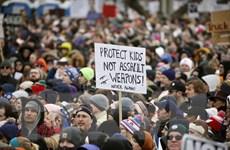 Mỹ 'báo động đỏ' về sự gia tăng số vụ xả súng tại trường học