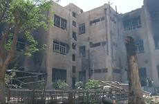 [Video] Syria: Nhóm chuyên gia OPCW lấy mẫu thử tại Douma