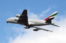 Qatar phủ nhận máy bay quân sự của nước này chặn máy bay của UAE