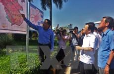 Đẩy nhanh thu hồi đất, bồi thường, tái định cư Sân bay Long Thành