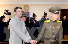 Mỹ: Cha mẹ của sinh viên Otto Warmbier đâm đơn kiện Triều Tiên