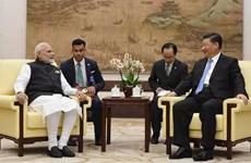 Ấn Độ-Trung Quốc cam kết hợp tác xóa bỏ mối đe dọa khủng bố