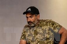 Armenia: Ứng cử viên Pashinyan cảnh báo về 'cơn sóng thần chính trị'