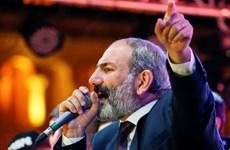 Thủ lĩnh đối lập Armenia một lần nữa được đề cử làm thủ tướng
