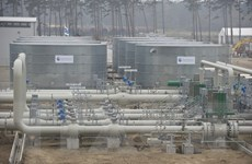 Bắt đầu khởi công dự án khí đốt Dòng chảy phương Bắc 2 tại Đức