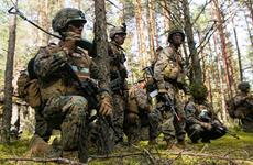 Lực lượng Mỹ tập trận chung với quân đội 18 nước tại Baltic