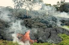 Động đất mạnh 6,9 độ Richter ở Hawaii khiến núi lửa phun trào