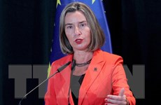 Liên minh châu Âu quyết tâm bảo toàn thỏa thuận hạt nhân Iran