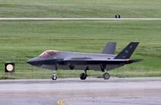 Binh sỹ Mỹ-Nhật Bản phối hợp tập trận với máy bay chiến đấu F-35