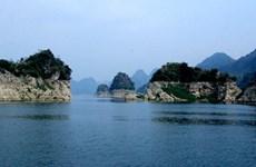 Hồ Hòa Bình - 'Vịnh Hạ Long' độc đáo trên núi cao vùng Tây Bắc