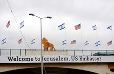 Mỹ khai trương ĐSQ tại Jerusalem: Cơn địa chấn mới ở Trung Đông