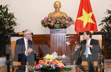 Vùng Flanders của Bỉ muốn đẩy mạnh hợp tác nhiều mặt với Việt Nam