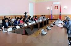 Hà Nội-Moskva tăng cường hợp tác song phương nhiều lĩnh vực