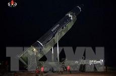 Mỹ: Vũ khí hạt nhân là trọng tâm trong chiến lược của Triều Tiên