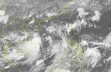 Áp thấp nhiệt đới cách bờ biển Đà Nẵng 250km, sức gió giật cấp 10