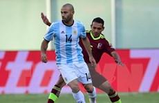 Mascherano tự tin với phong độ của Đội tuyển quốc gia Argentina