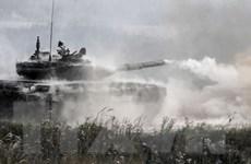 Bộ Quốc phòng Iraq tiếp nhận hàng chục xe tăng T-90 của Nga