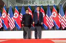 KCNA: Mỹ-Triều Tiên có chung quan điểm về hòa bình và phi hạt nhân hóa