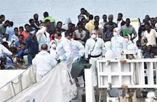 Đức, Italy và Áo tìm kiếm liên minh về chính sách người nhập cư