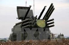 Syria mang hệ thống phòng không Pantsir tới gần Cao nguyên Golan