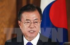 Hàn Quốc: Đảng Dân chủ thắng áp đảo, lãnh đạo đảng đối lập từ chức
