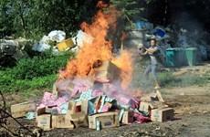 Lạng Sơn bắt giữ lô hàng nhạy cảm của nước ngoài tuồn vào nội địa